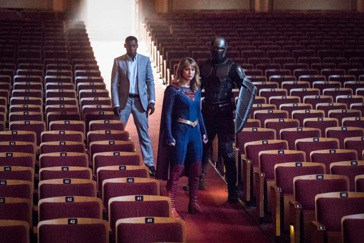 Supergirl: sezon 5, odcinek 1 - zdjęcie