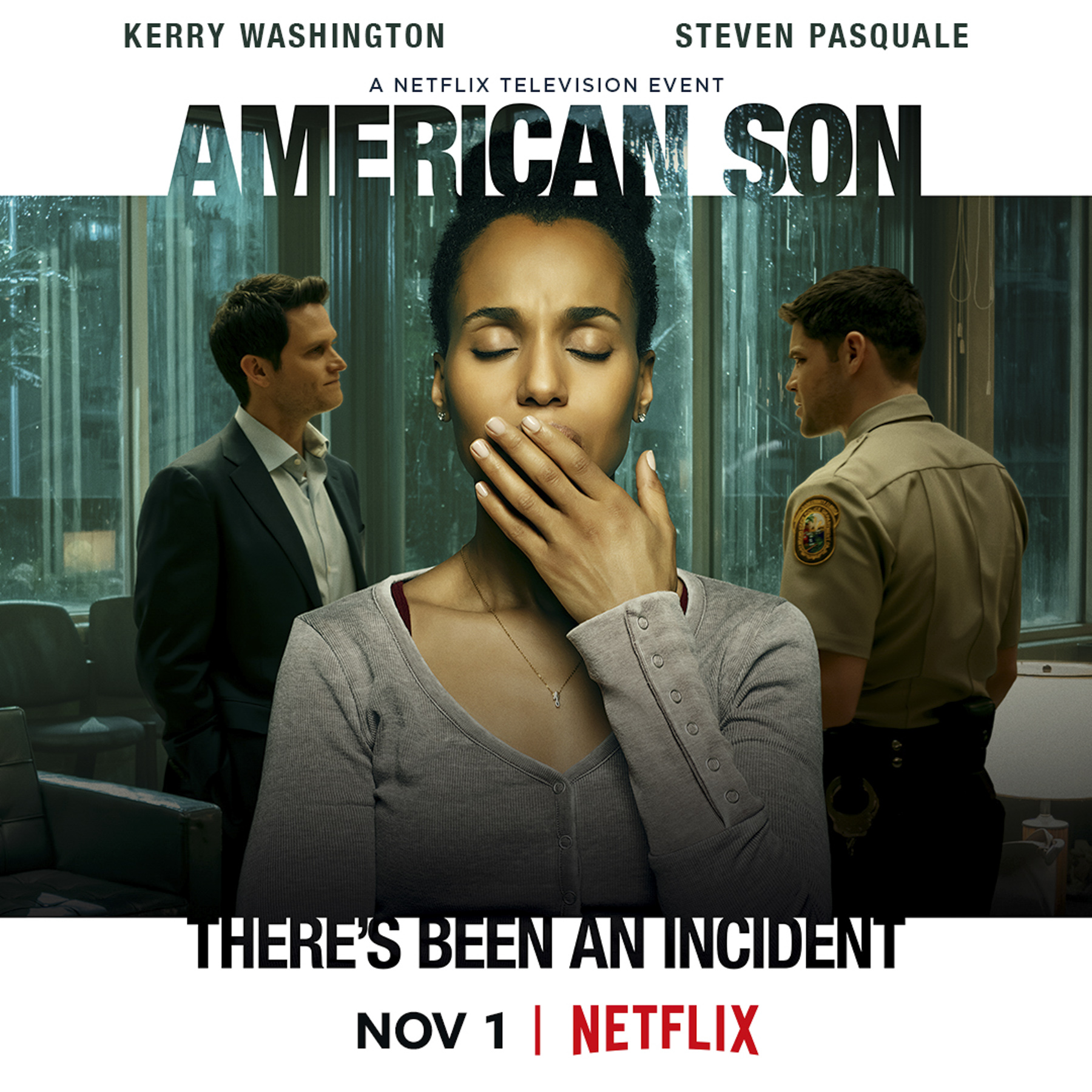 Syn Ameryki plakat