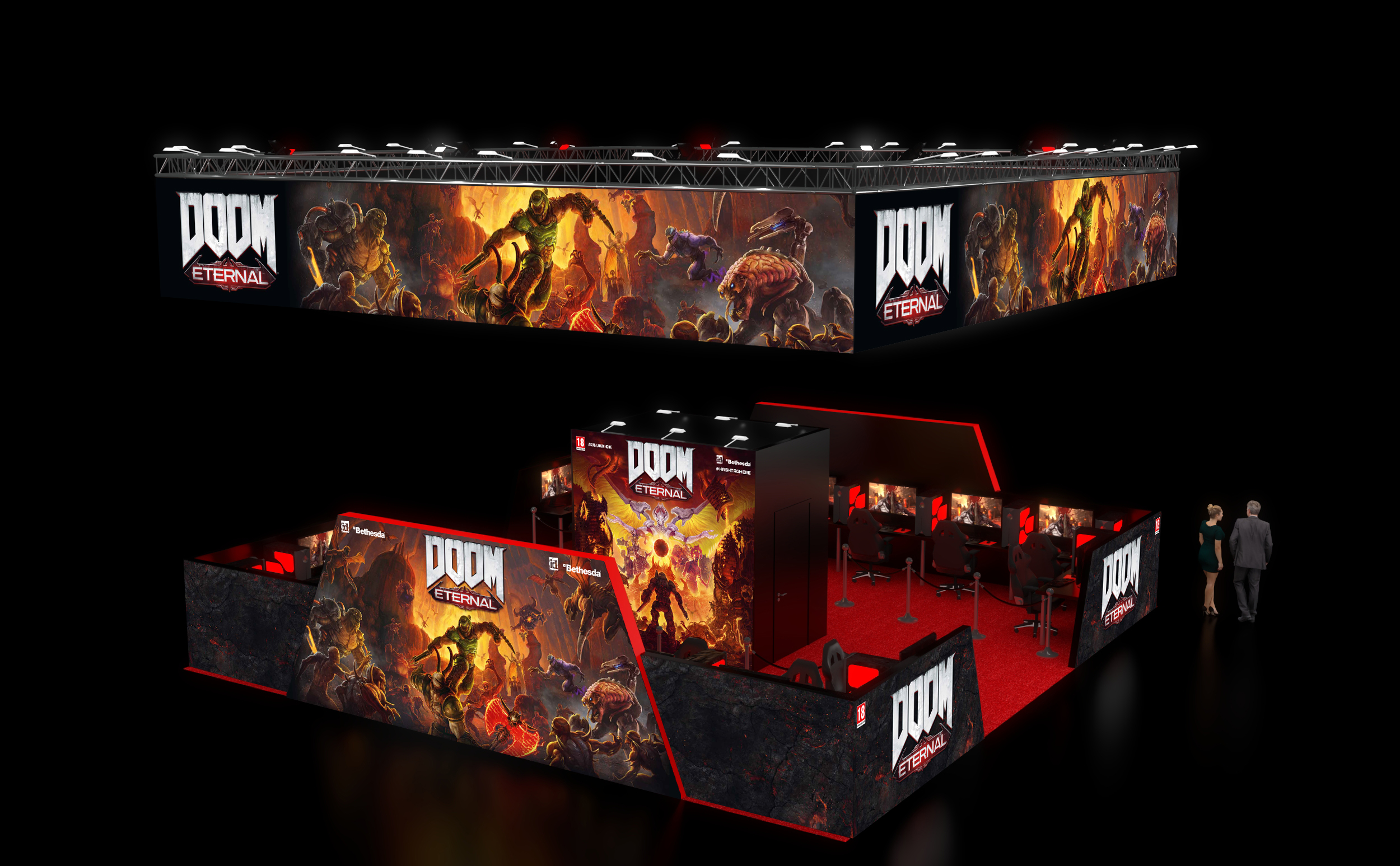 Doom Eternal na PGA 2019