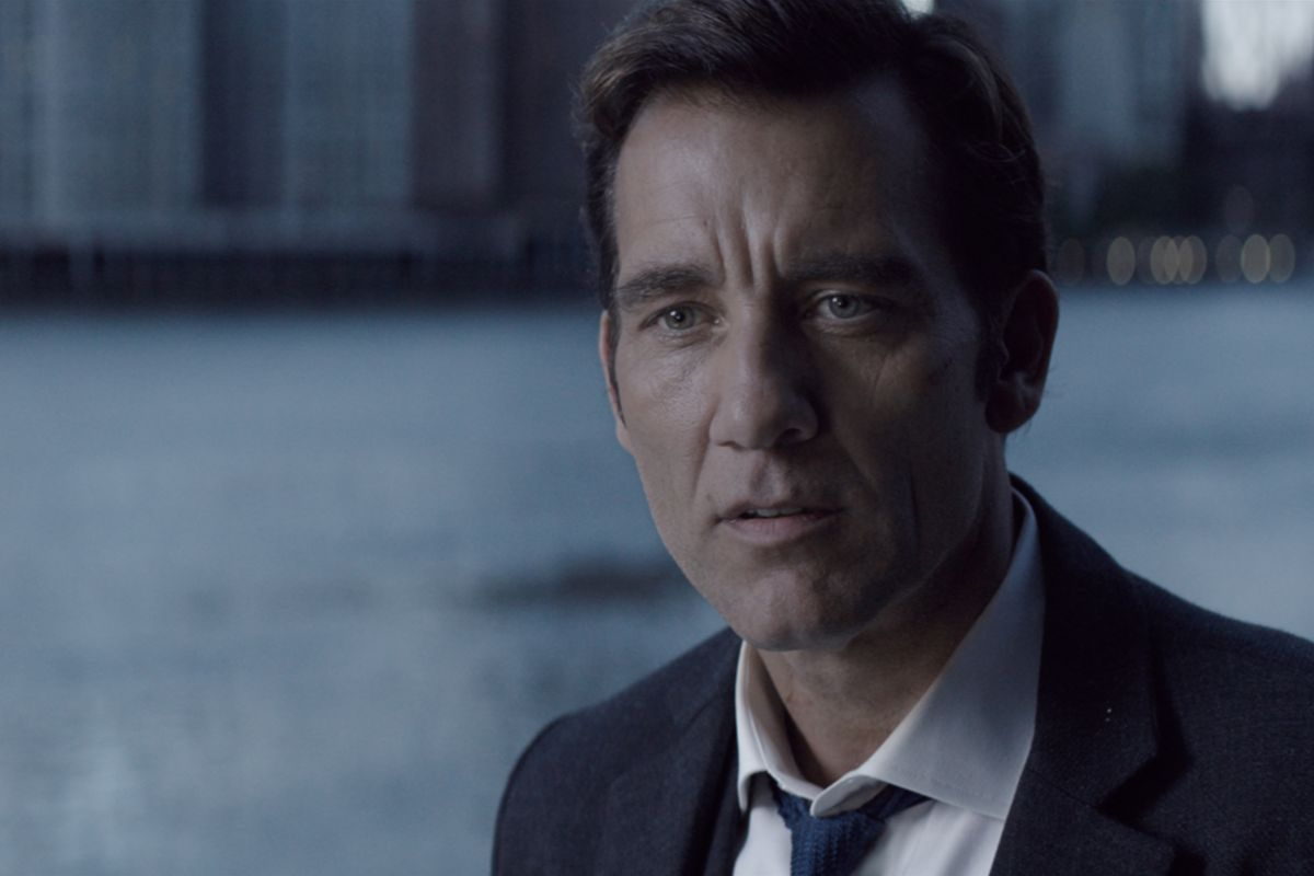 Clive Owen - Iron Man