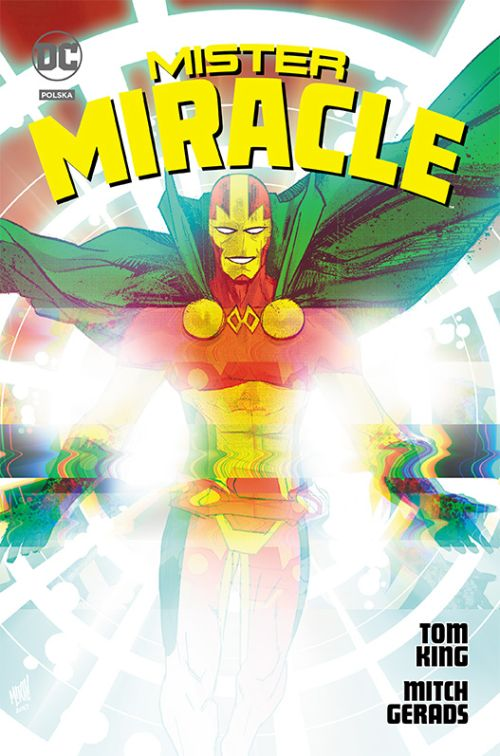 Mister Miracle - okładka