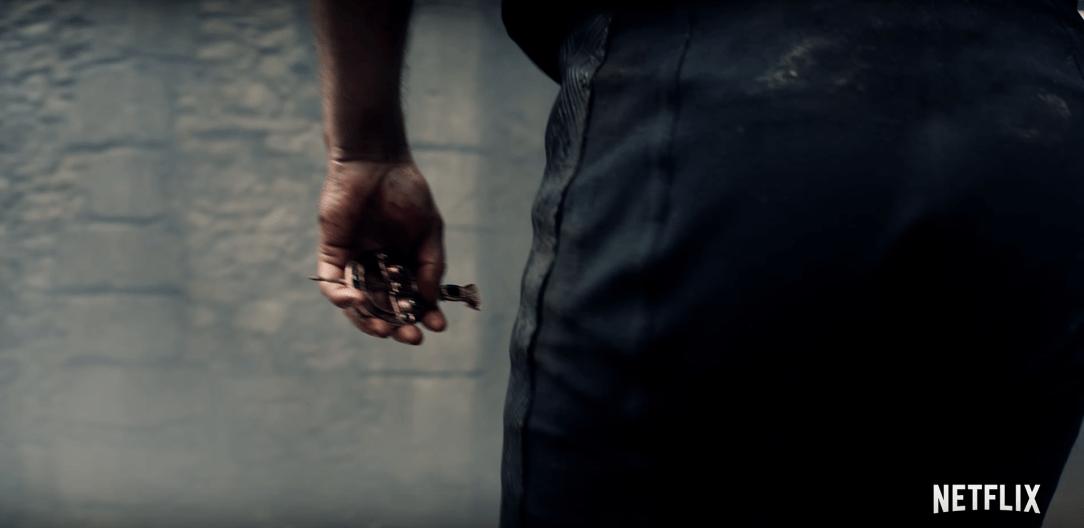 Wiedźmin - kadr ze zwiastuna