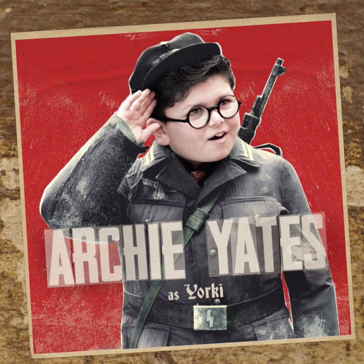 Archie Yates