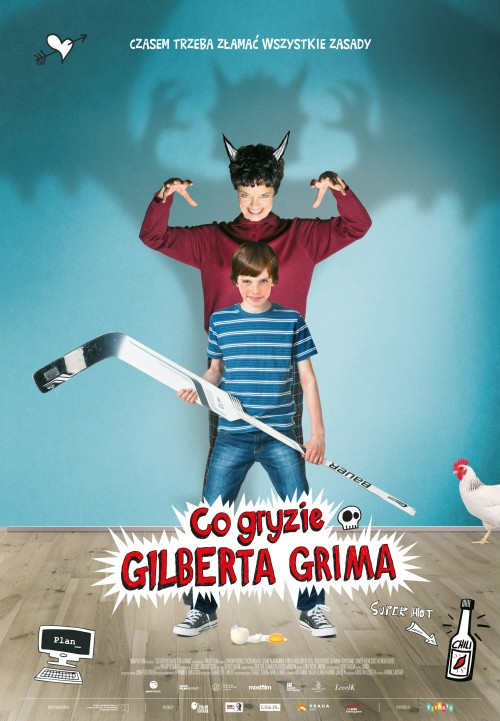 Co gryzie Gilberta Grima