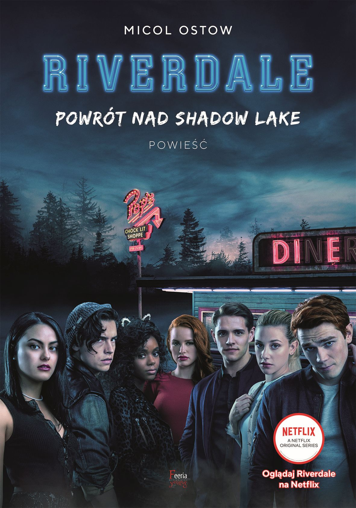 Riverdale. Powrót nad Shadow Lake