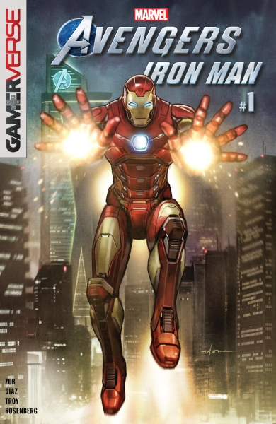 Marvel's Avengers: Iron Man