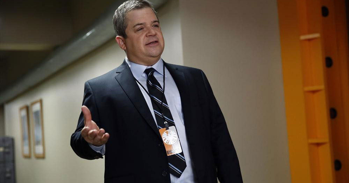 Patton Oswalt (M.O.D.O.K.)