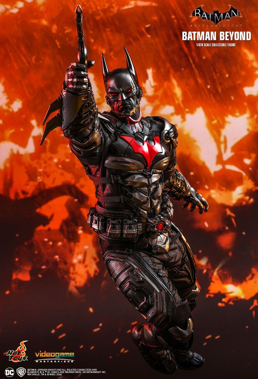 Batman - 20 lat później x Batman: Arkham Knight - figurka od Hot Toys
