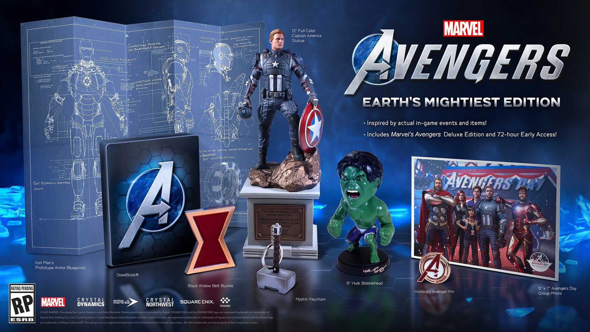 Marvel's Avengers - edycja kolekcjonerska