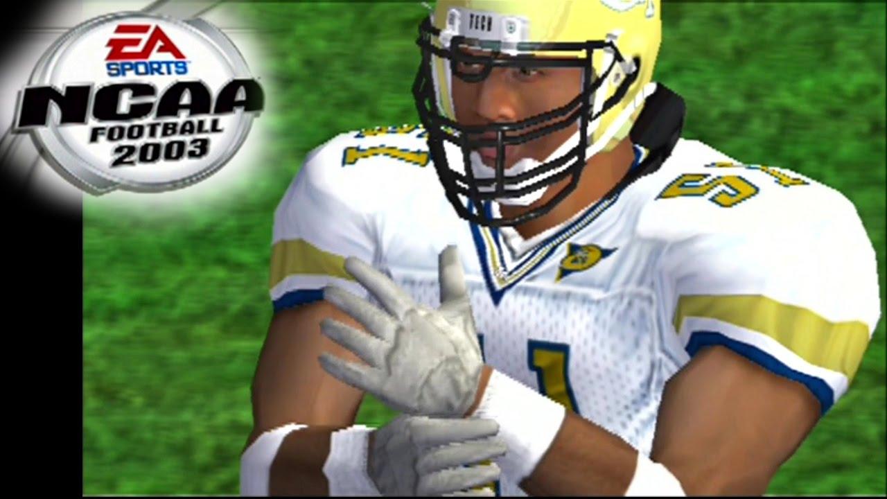 7. (ex aequo) NCAA Football 2003 (GameCube) - średnia ocen: 91/100