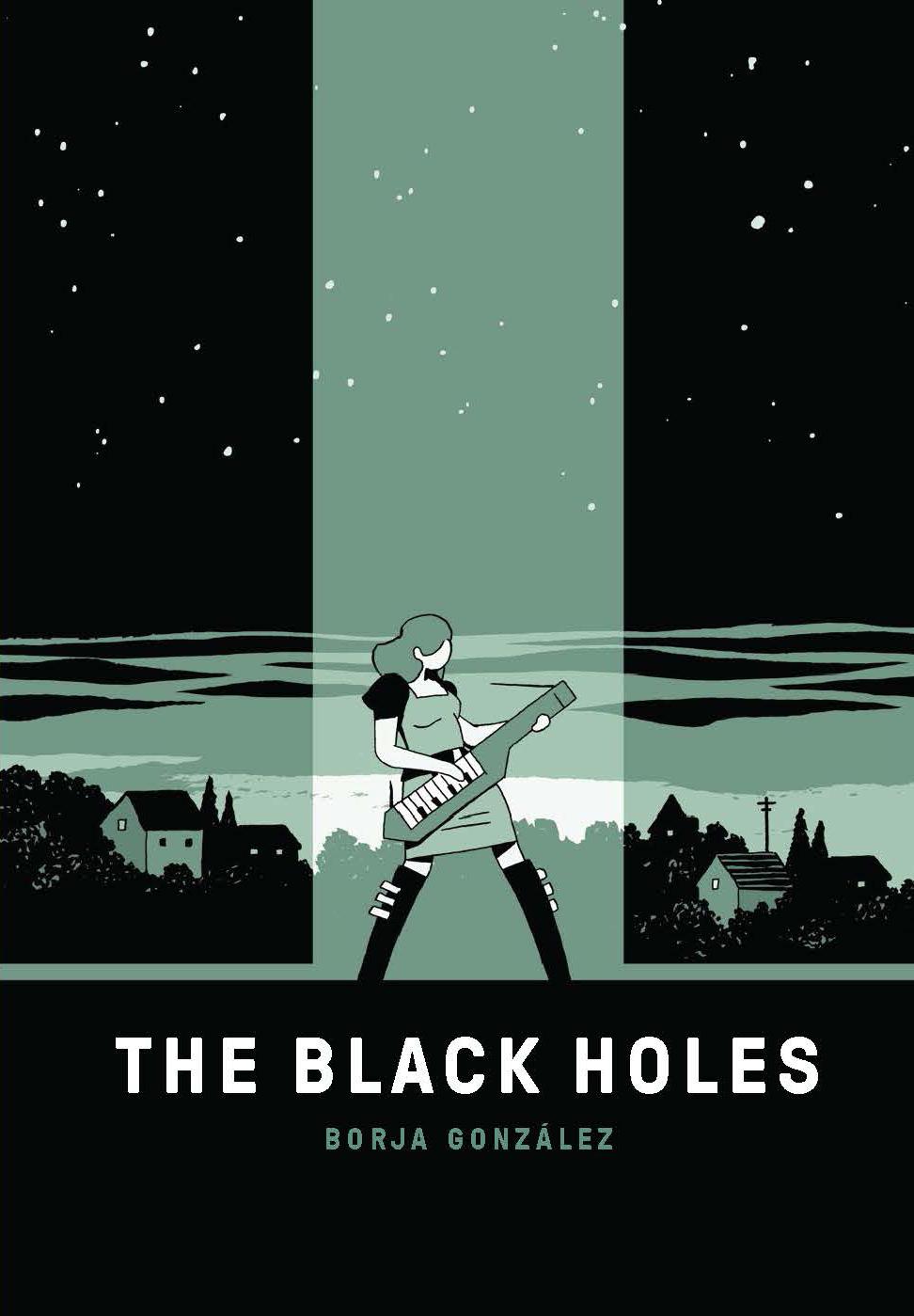 The Black Holes okładka