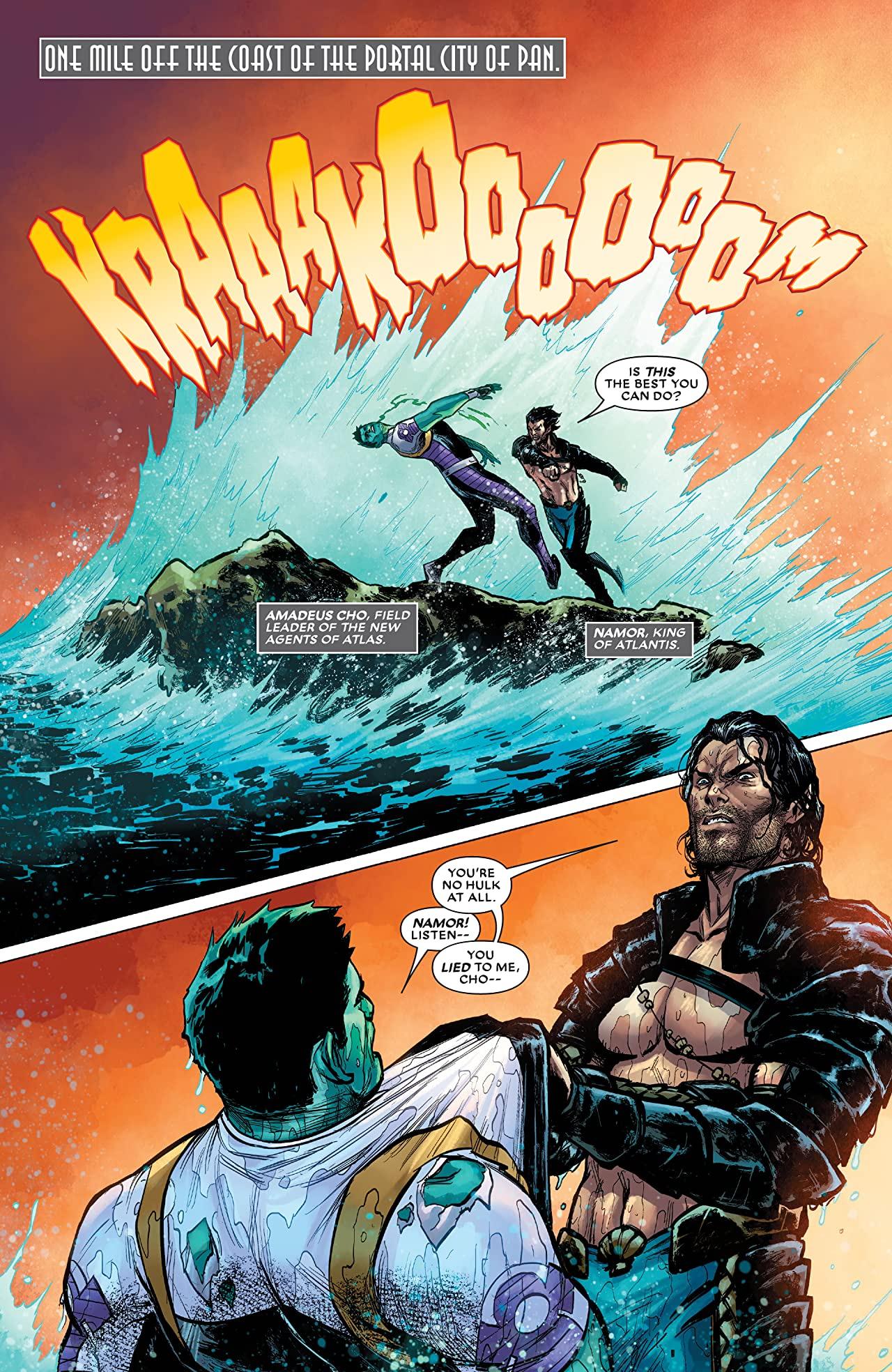 Atlantis Attacks #3 - plansze