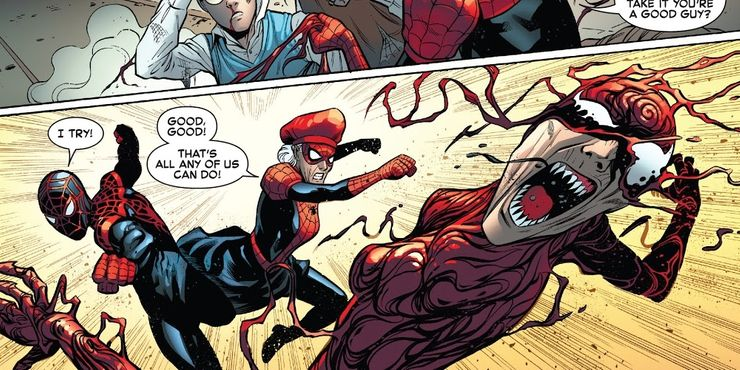 Spider-Verse #2 - plansze