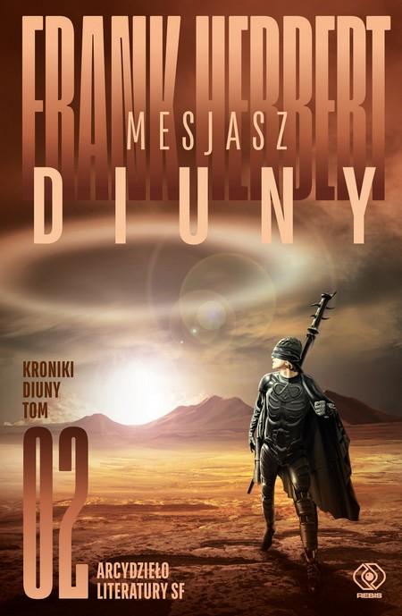 Mesjasz Diuny - okładka