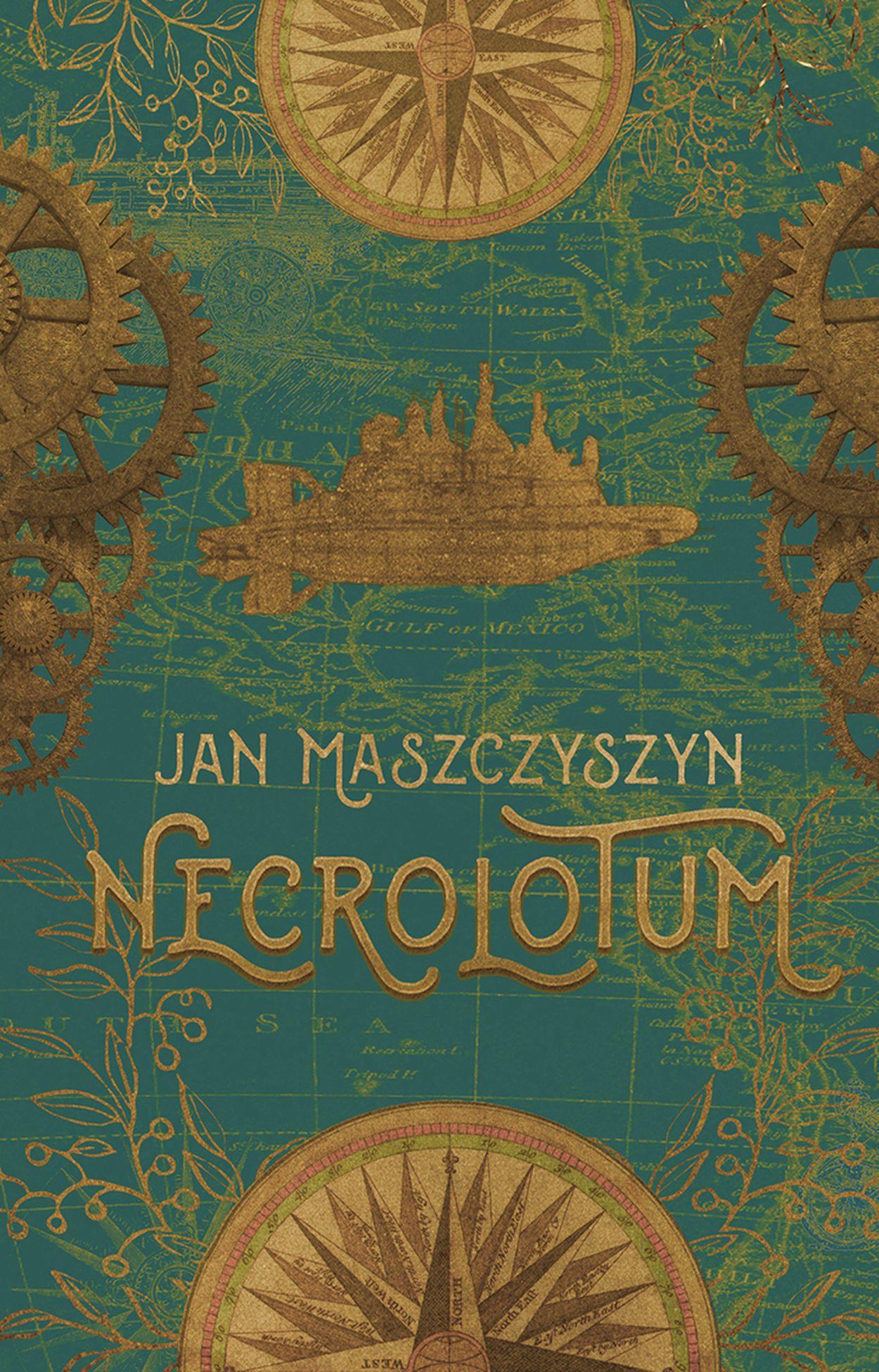 Necrolotum - okładka