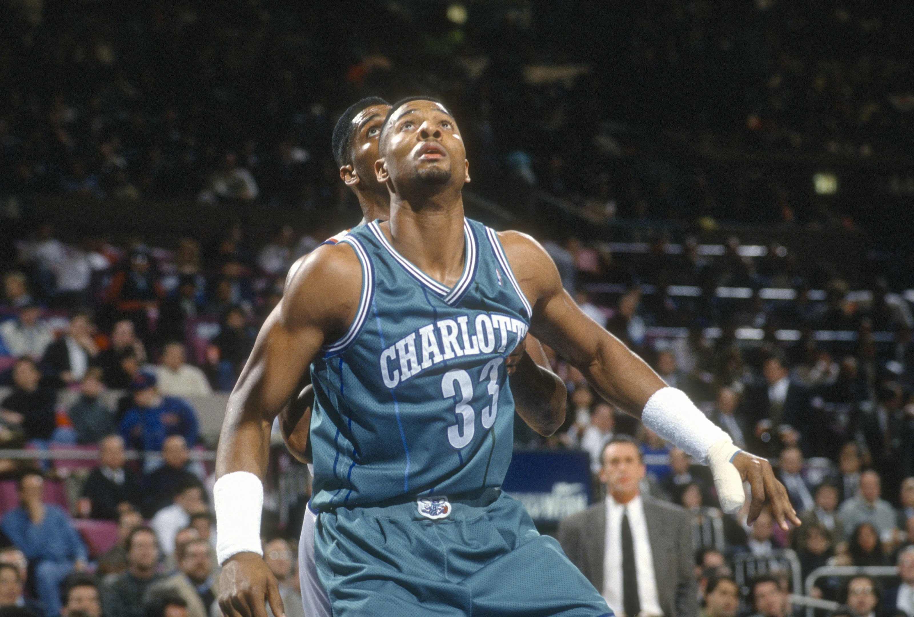 15. Alonzo Mourning (Charlotte Hornets/Miami Heat) - 11 pkt.