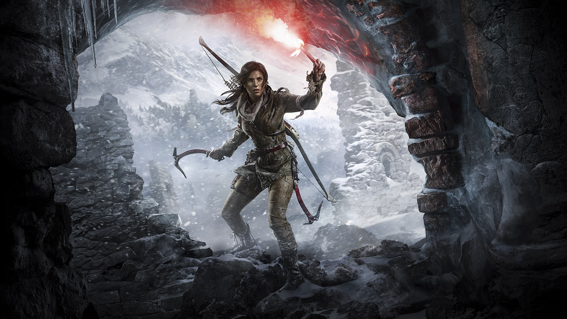30. Rise of the Tomb Raider