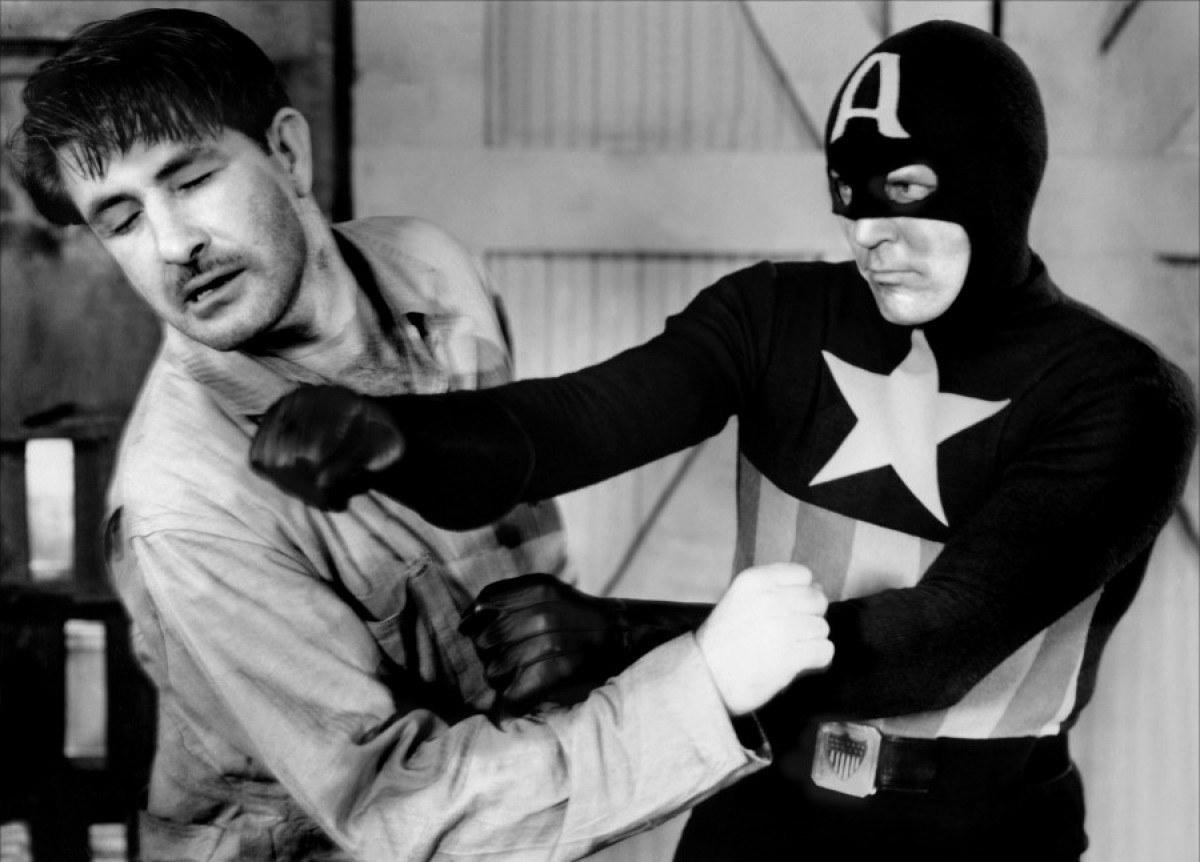 20. Captain America (1944) -