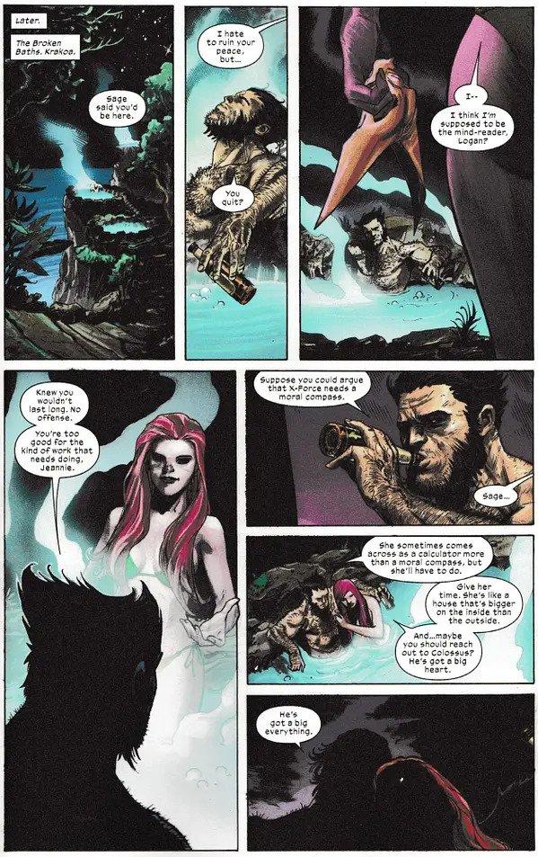 X-Force #10 - plansze