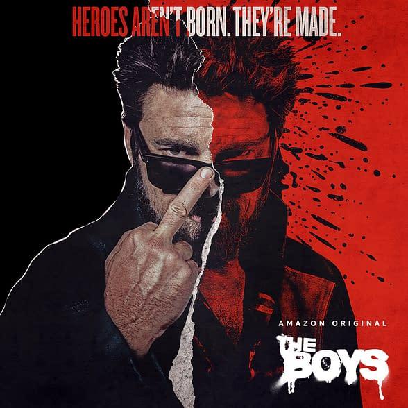 The Boys - plakaty 2. sezonu