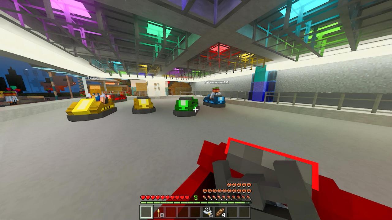Blocktoberfest w Minecraft