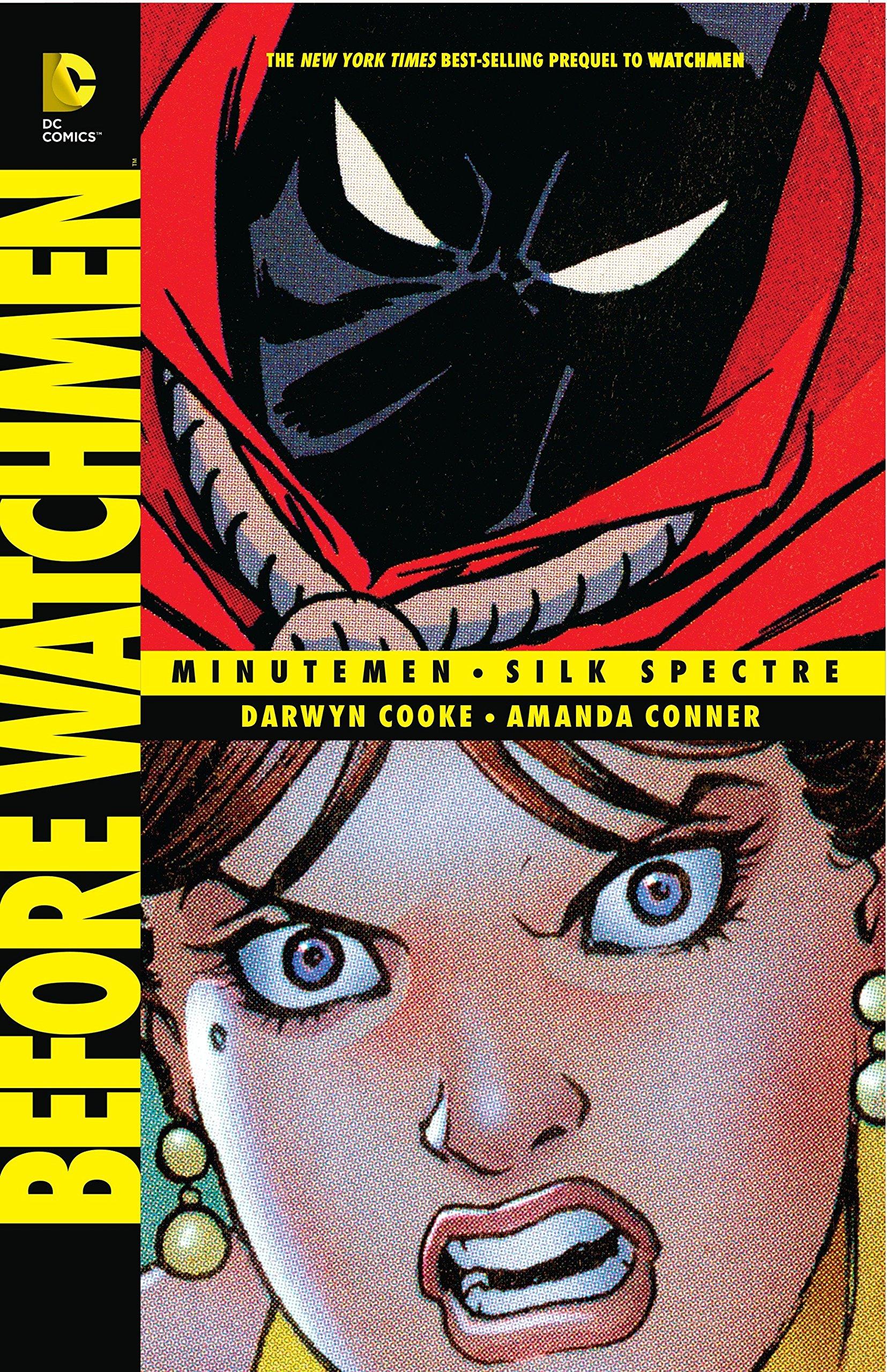 Jak czytać komiksy o Strażnikach w porządku chronologicznym? 1. Before Watchmen: Minutemen/Silk Spectre