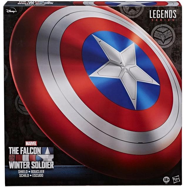 The Falcon and the Winter Soldier - tarcza Kapitana Ameryki replika