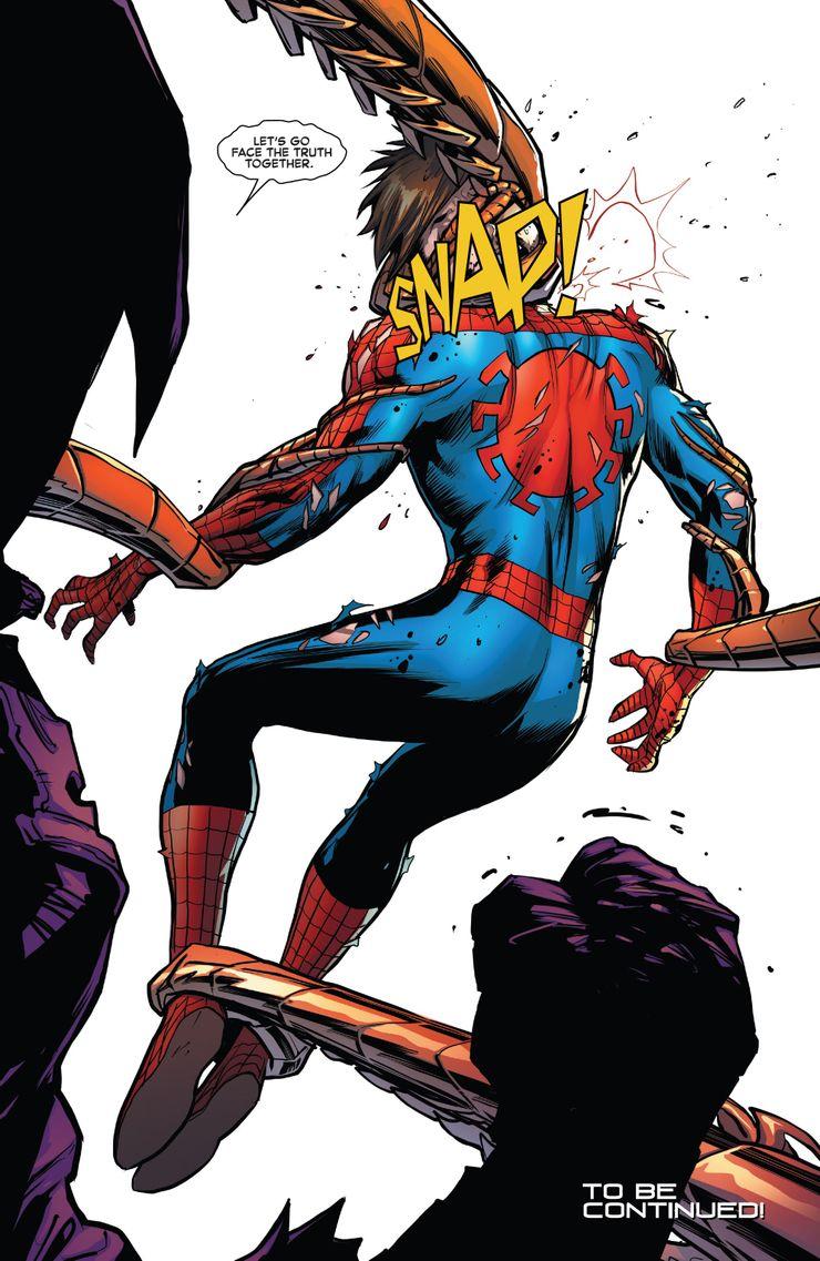 Amazing Spider-Man #52 - plansze