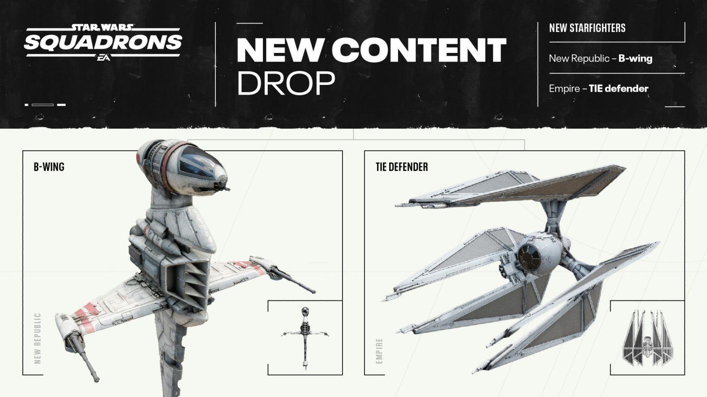 Star Wars: Squadrons - nowa aktualizacja