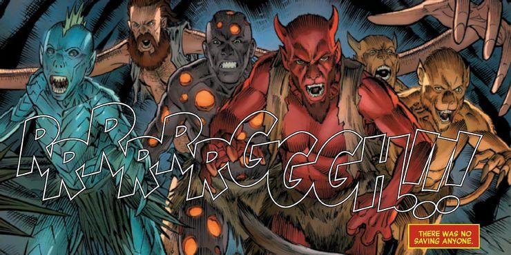 Avengers #39 - plansze