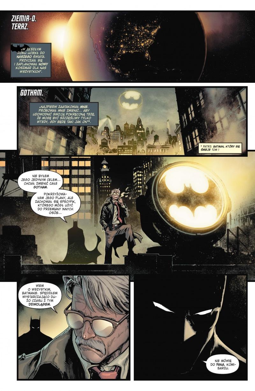 Batman, Który się Śmieje. Tom 2: Zarażeni - plansze