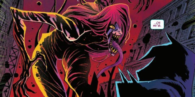 Gwenom vs. Carnage #1 - plansze