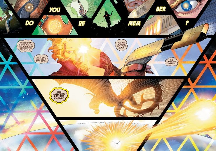 Guardians of the Galaxy #10 - plansze