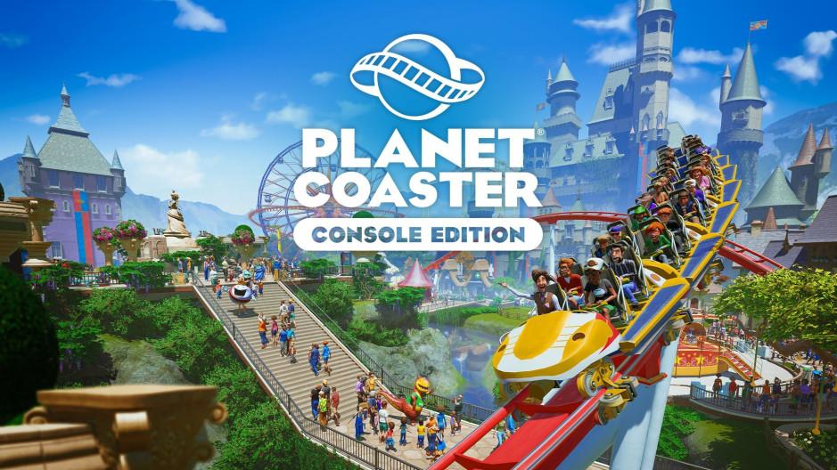 Planet Coaster: Console Edition - średnia ocen 85/100