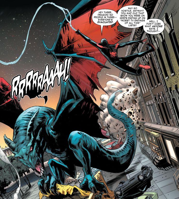 Miles Morales: Spider-Man #23 - plansze