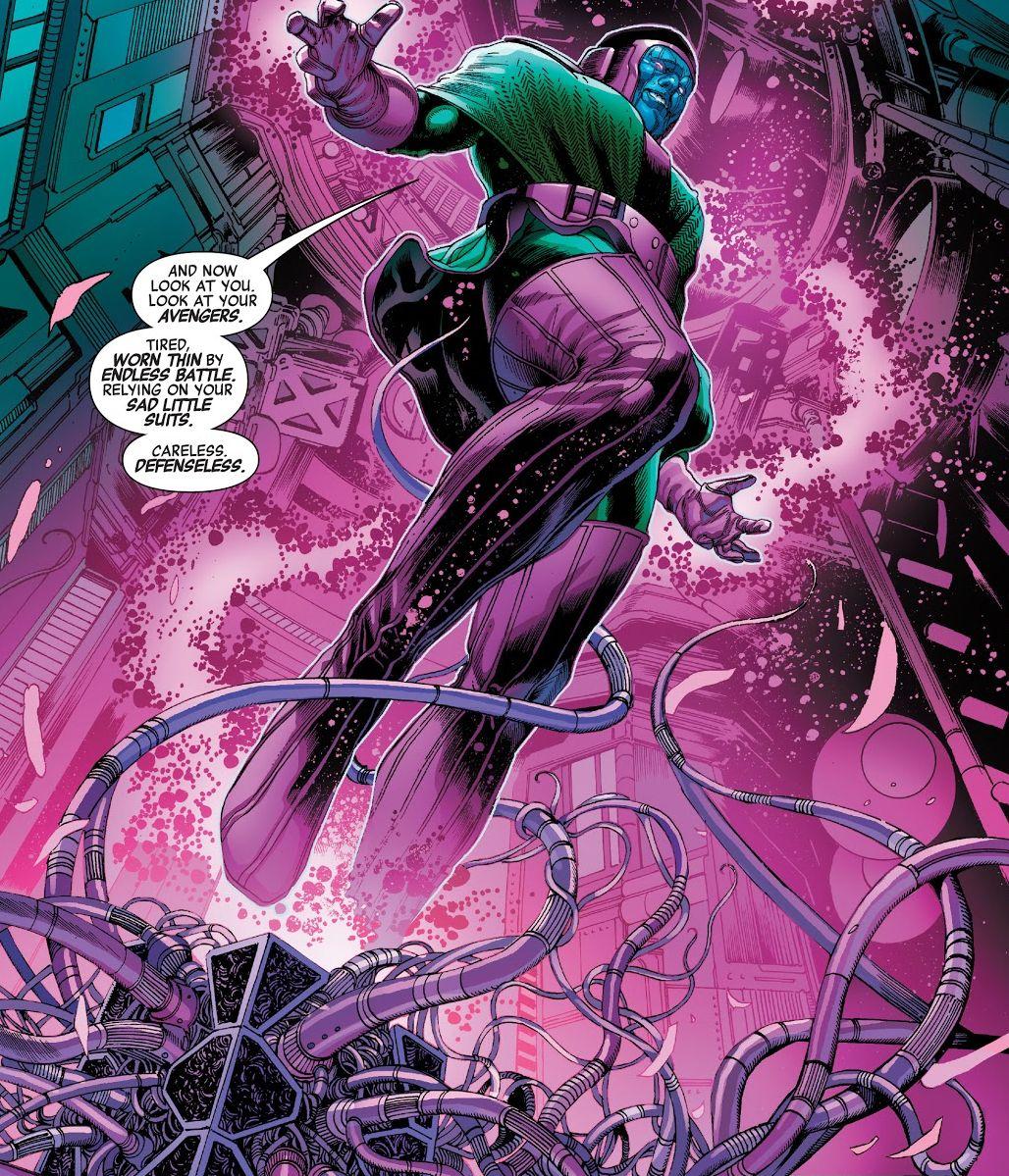 Avengers: Mech Strike #2 - plansze