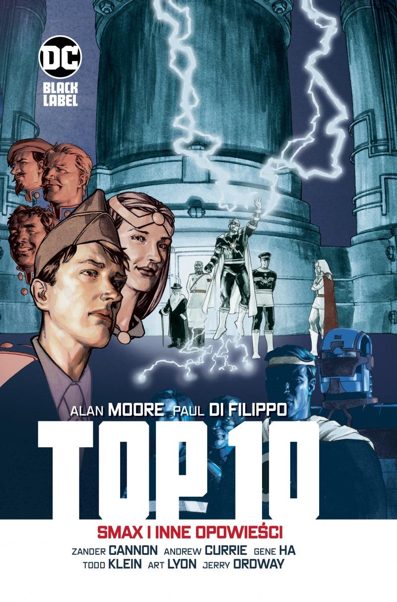 Top 10. Smax i inne opowieści - okładka