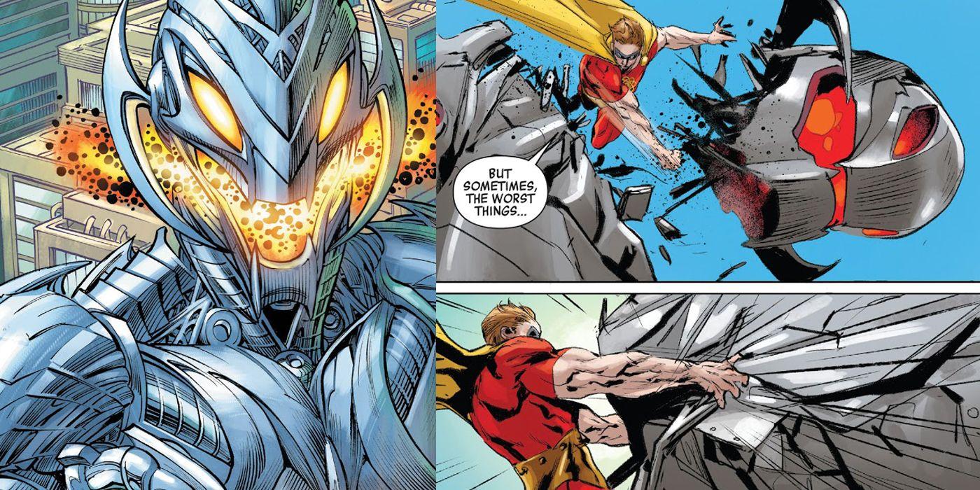 Heroes Reborn: The Amazing Shutterbug #1 - plansze