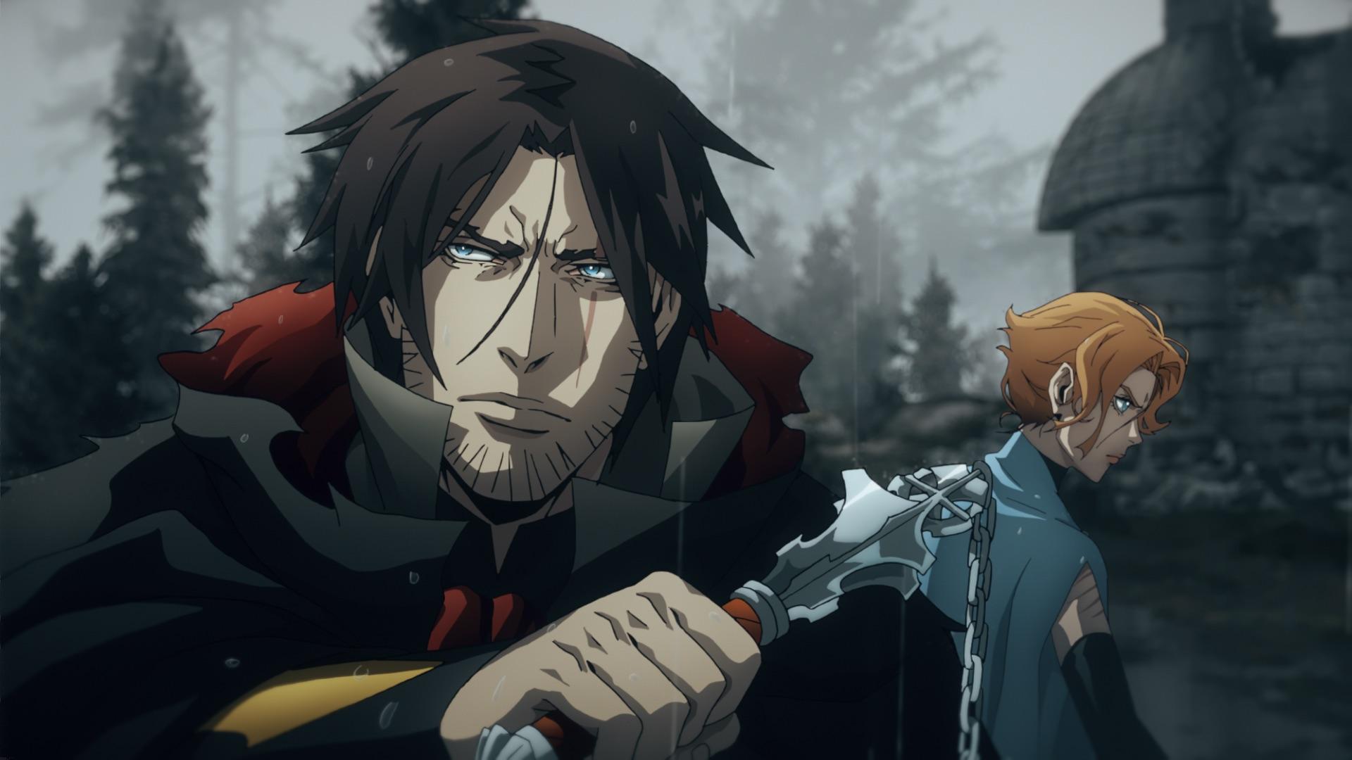 Castlevania - sezon 4