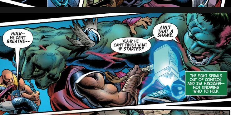 Immortal Hulk #47 - plansze